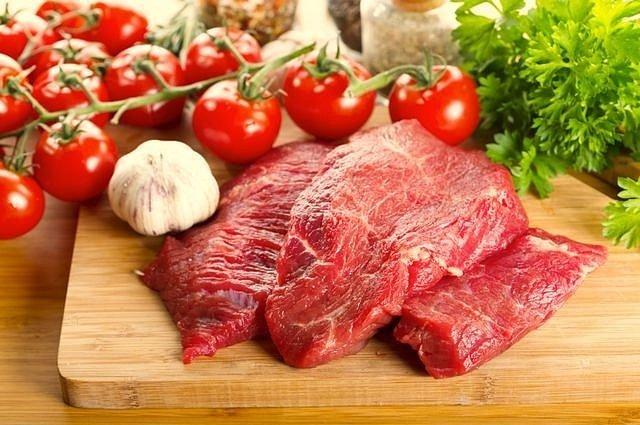 Польза и недостатки употребления красного мяса