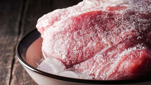 Как правильно замораживать и размораживать мясо?