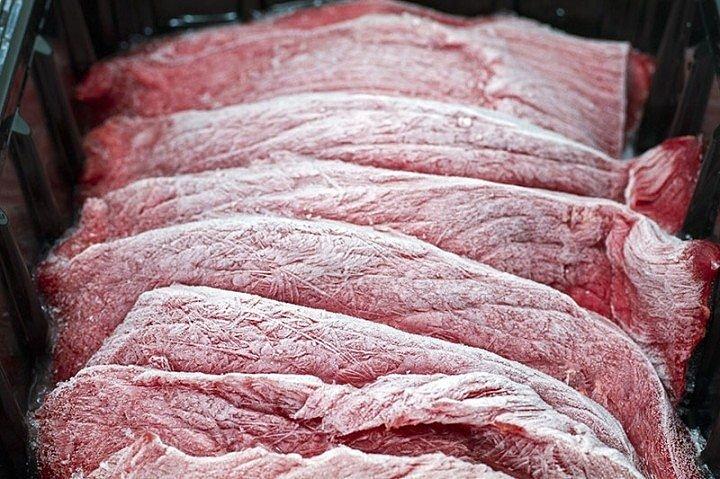 Сколько может храниться мясо в холодильнике?
