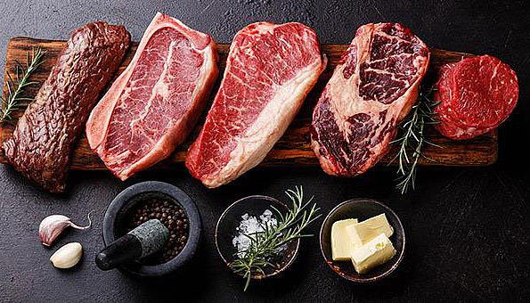 Какая часть говядины самая вкусная - Мясной бутик Алем - стейк