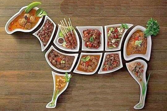 Какая часть баранины самая вкусная?